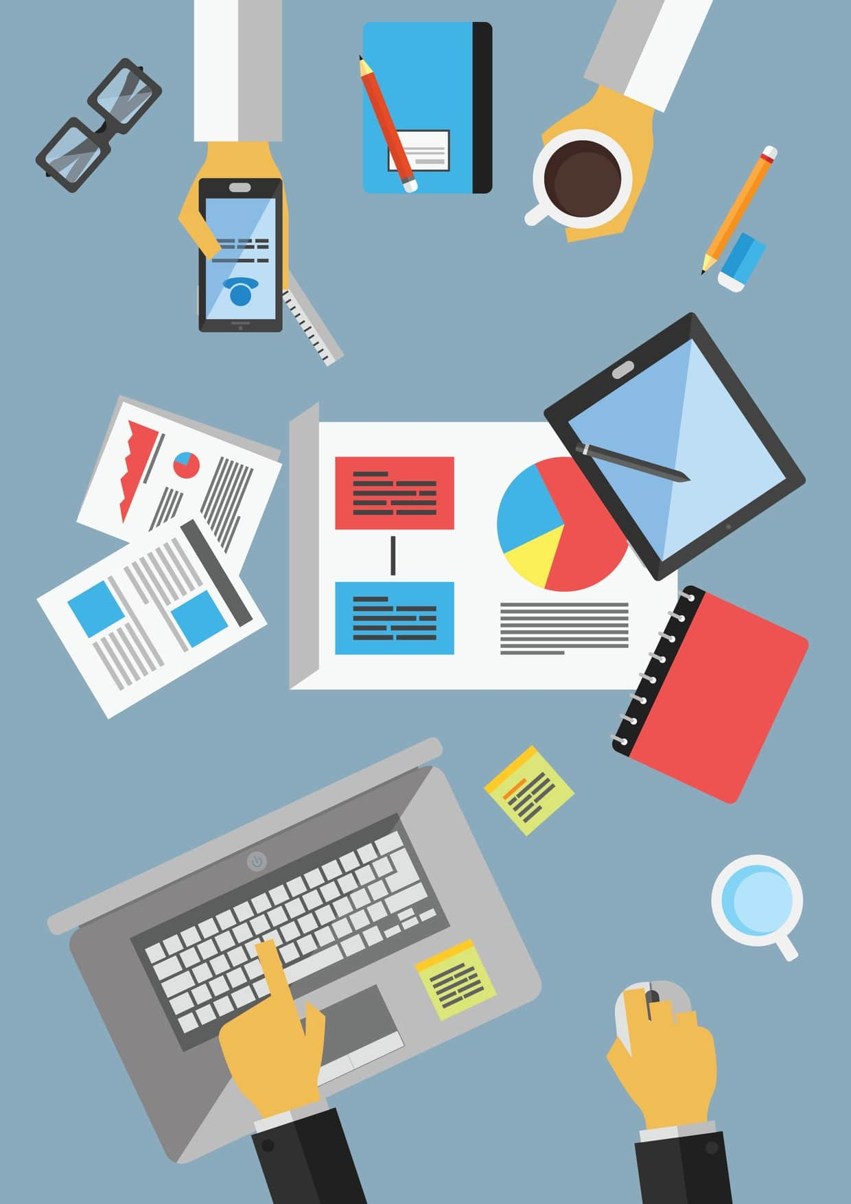 ניהול מסמכים – מדוע חשוב להשקיע בכך משאבים